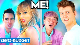 Baixar TAYLOR SWIFT WITH ZERO BUDGET! (ME! ft Brendon Urie PARODY)