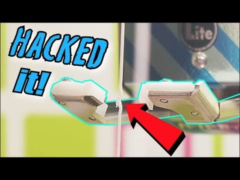 I HACKED THIS ARCADE GAME!! (Then This Happened)