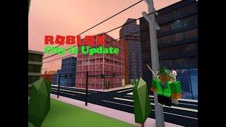 trungbui Roblox Jailbreak City Is Update