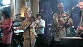 Manu Dibango - Live à Paris 20-05-2012