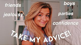back to school advice YOU NEED to listen to