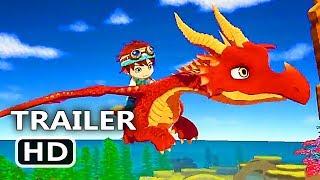 PS4 - Little Dragons Cafe Trailer (2018)