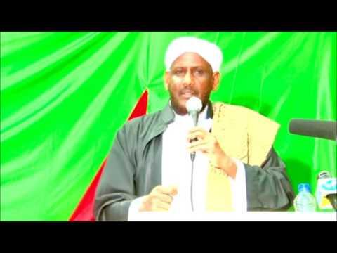muxaadaro cusub Al Suhdu fi dunyaa sheikh saalax mucalim c/llaahi