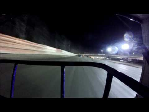 Hilltop Speedway Late Model Feature Dave Hornikel GoPro  3-24-17