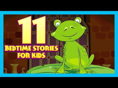 11 Bedtime Stories For Kids | Fairy Tales For Children In En
