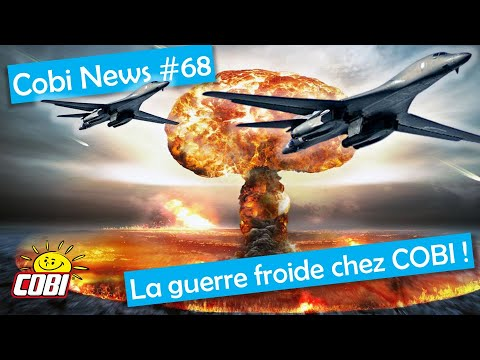 Download COBI NEWS 2021 #68 : La guerre froide arrive chez COBI ! (Cold War)