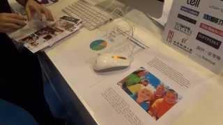 Мышь-сканер. Инновация года на выставке в Гонконге(, 2014-10-16T13:54:43.000Z)