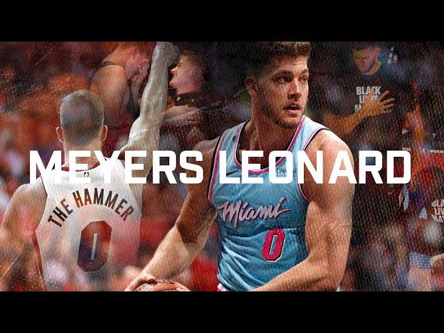 TNQ Podcast -  Meyers Leonard - Miami Heat Center, Co-Founder of Level Foods, Philanthropist