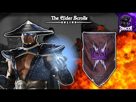 Fastest Game In ESO Scalebreaker History?! | Scalebreaker Stam Sorc | The Elder Scrolls Online PvP