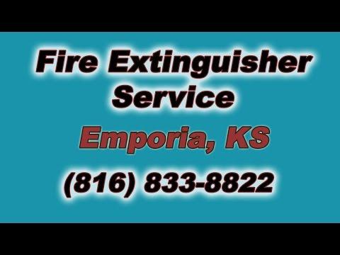 Fire Extinguisher Service Emporia KS