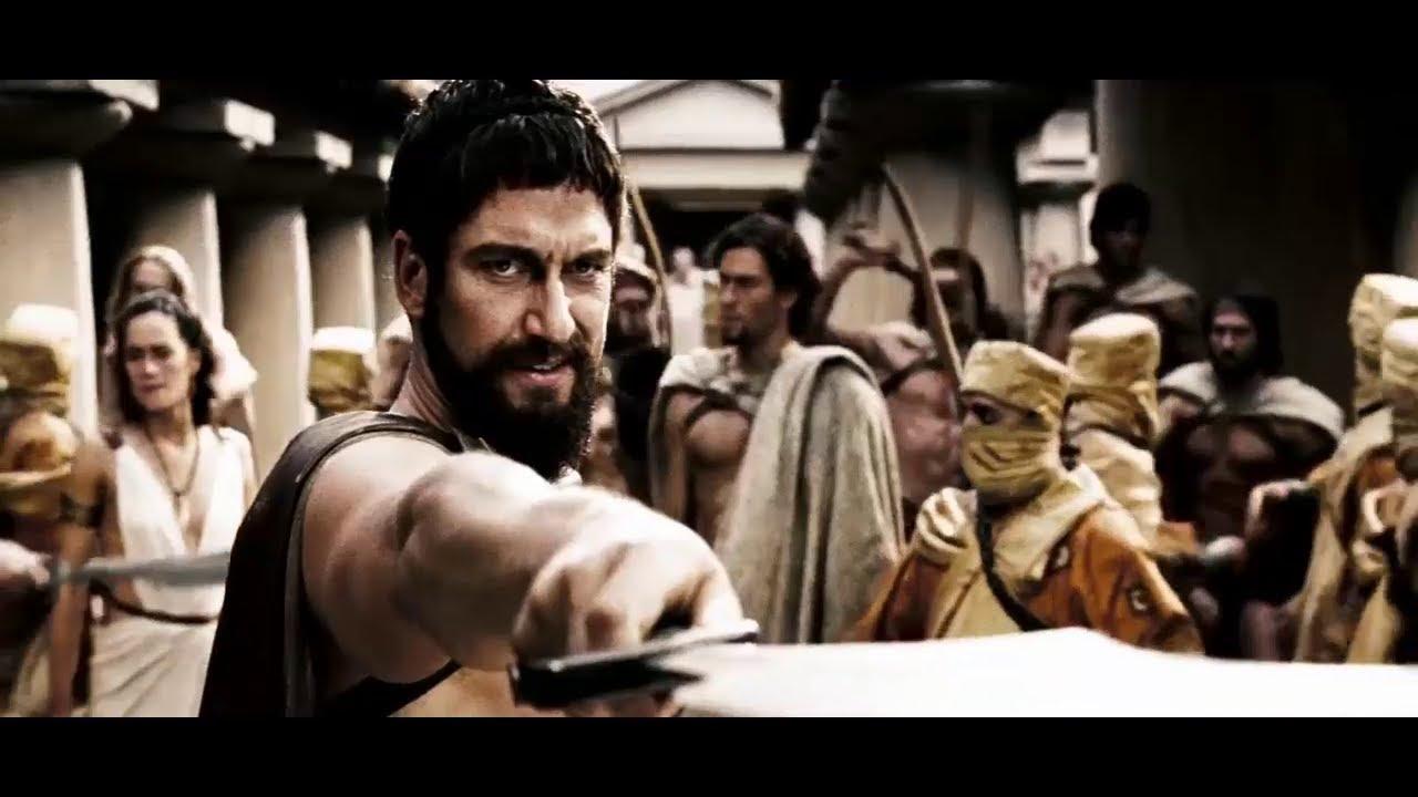 300 Esto Es Esparta Completo Completo En Espanol Latino Hq Youtube Gerard Butler Animation Movie 300 Movie