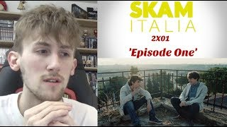 SKAM Italia Season 2 Episode 1 (PREMIERE) Reaction