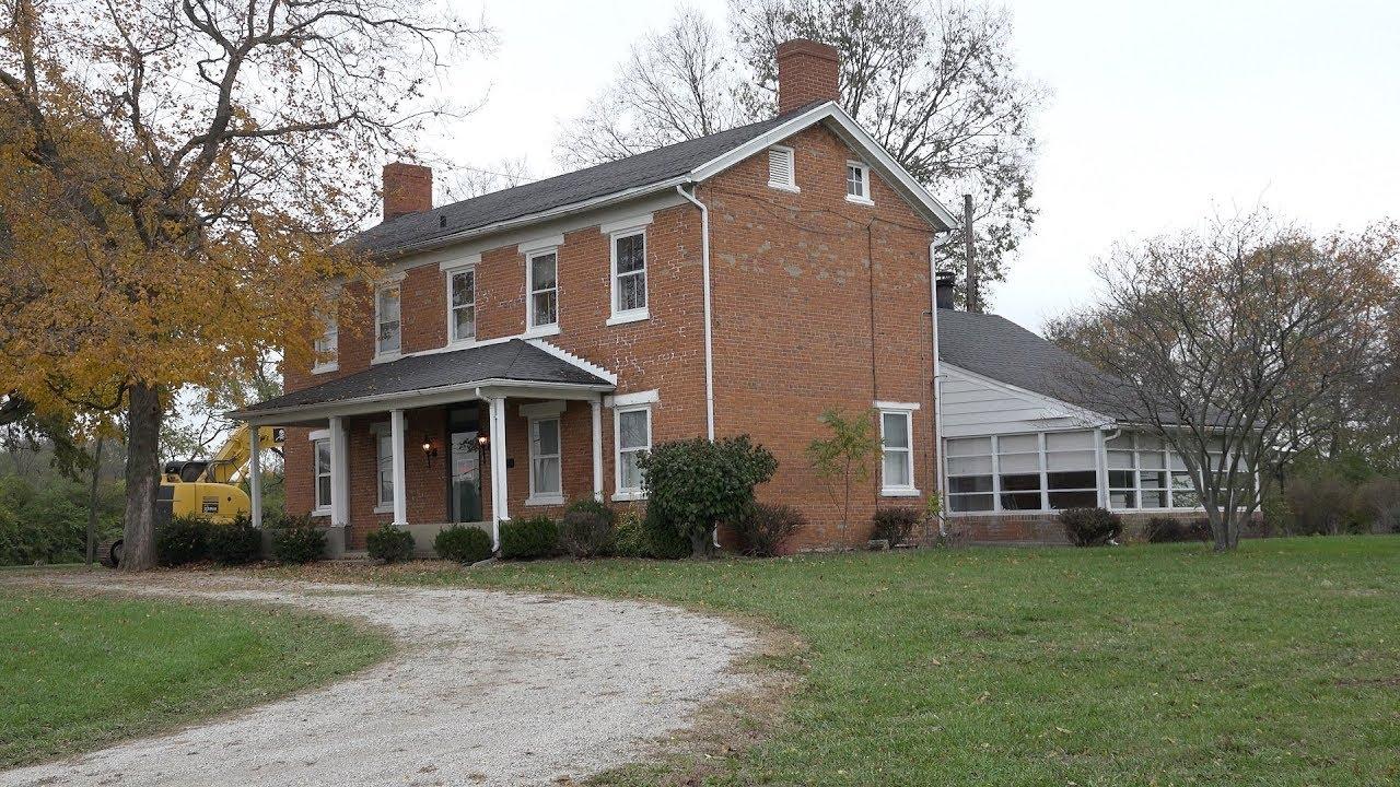 The cooper house fairfield ohio youtube for Fairfield house