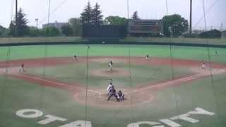 太田市中学校 軟式野球春季大会 準決勝  宝泉中 VS 南中