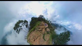 Шри-Ланка 360: поездом через чайные плантации Нувары Элии в горную деревню Элла