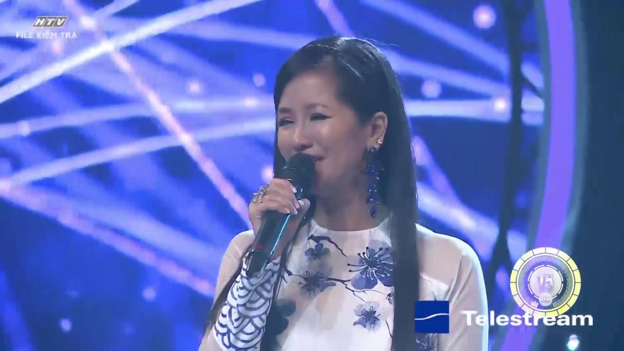 image Để gió cuốn đi | Hồng Nhung - Minh Hải | HTV NHẠC HỘI SONG CA 2 | NHSC #15 | 22/7/2018