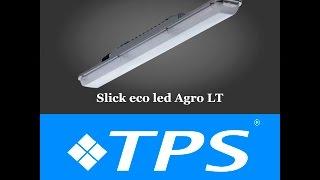 Промышленный светодиодный светильник slick eco led lt tps(Энергосберегающий светильник с высокой степенью IP для создания качественного освещения промышленных..., 2016-10-30T07:09:00.000Z)