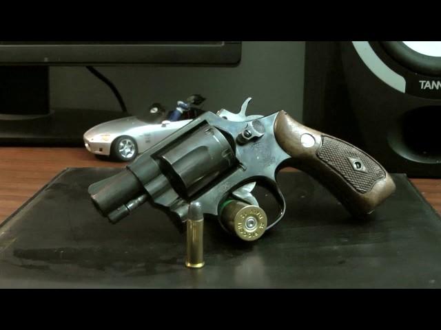 S&W Model 10 実銃レビュー Part 1