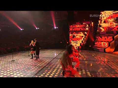 Las Ketchup - Bloody Mary (Spain) 2006 Final