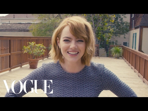73 Questions With Emma Stone  Vogue