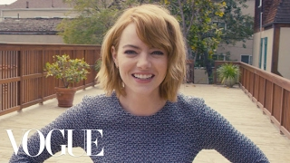 73 Questions With Emma Stone | Vogue by : Vogue