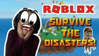 Surviving Roblox's Disasters! // Amazing Mia