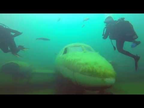 Gilboa Quarry Scuba Diving Ohio Aug 2015 :-) pozdro