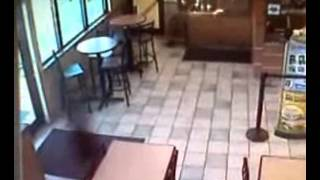 Shadow Person (caught on tape)
