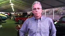 New Jersey Classic Car Insurance Expert Brian Kane (Live at Barrett Jackson)