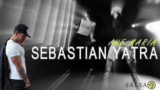 Sebastian Yatra - Ave Maria. Zumba Salsa Choreo