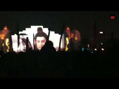 Ramayan Special Graphic Effects (Super Big Display) Dussehra W.R.S Colony Raipur (C.G.) | CG04 LIVE