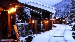 Relaxing Japanese Groove Music | Bells of Hokkaido | Sleep, Study, Relax, Meditation