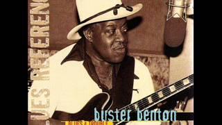 Buster Benton -- Blues & Trouble (1985)