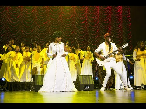 DEBORAH LUKALU - GLORIOUS LIFE/CALL ME FAVOUR LIVE |OFFICIAL VIDEO|