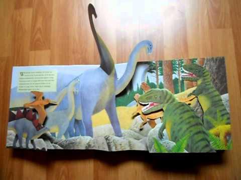 Dino boek met geluiden