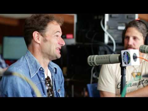 John Stirratt of Wilco Interview - Mountain Jam 2016 - Radio Woodstock 100.1 WDST