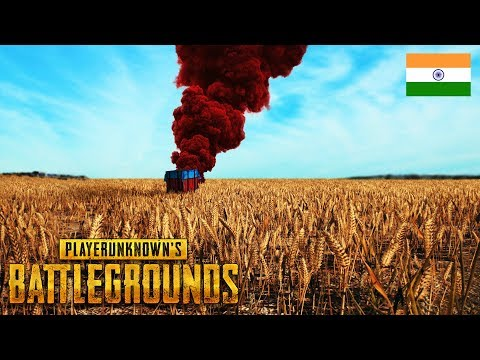 PUBG Live Stream India • Player Unknown Battlegrounds Live S