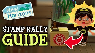 Animal Crossing New Horizons STAMP RALLY GUIDE (International Museum Day Event in ACNH) & ALL Prizes