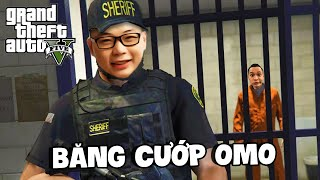 (GTA V) Băng cướp OMO đi cướp tạp hóa và cái kết ngồi tù mọt gông.