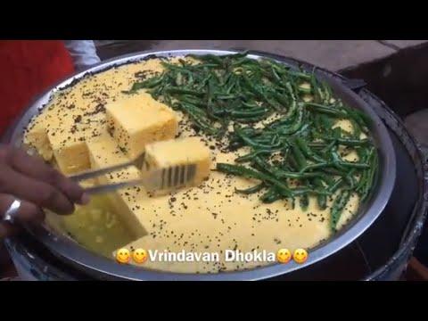 Best Street Food In Vrindavan | Travel Vlog | Food | India Travel | Mathura