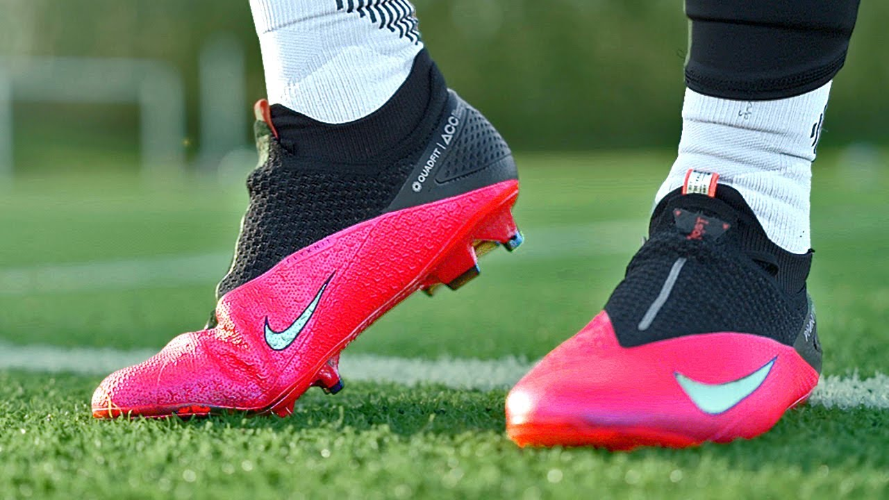 Son Analgésico Armstrong  Kevin De Bruyne Football Boots | Nike Phantom Vision 2 - Test & Review -  YouTube