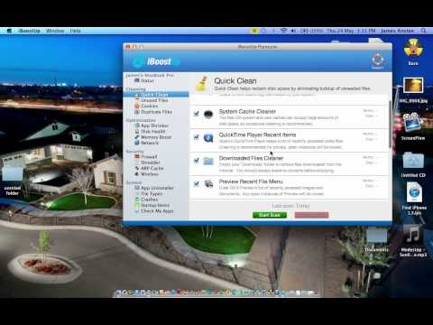 iBoostUp Tune Up Software Review