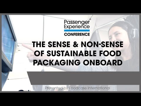 The sense & non-sense of Sustainable Food Packaging onboard