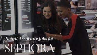 Store Associate Jobs at SEPHORA