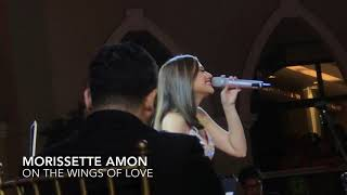 "Morissette Amon ""On The Wings of Love"""