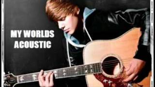 Justin Bieber - Never Say Never (Acoustic Version)