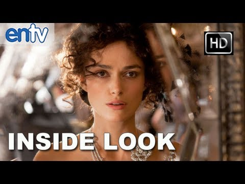 "Anna Karenina Official ""Inside Look"" [HD]: Kiera Knightley & Aaron Johnson Behind The Scenes"