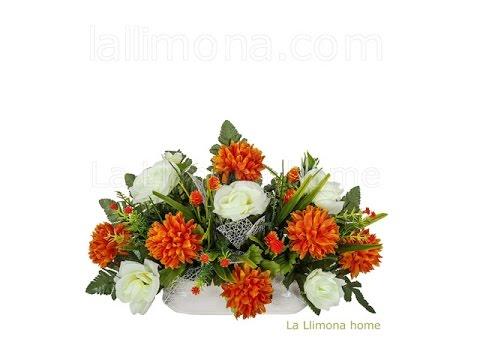 Lujoso Hacer Centros De Flores Ornamento Ideas para el hogar