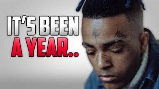 1 Year Ago Today: XXXTentacion