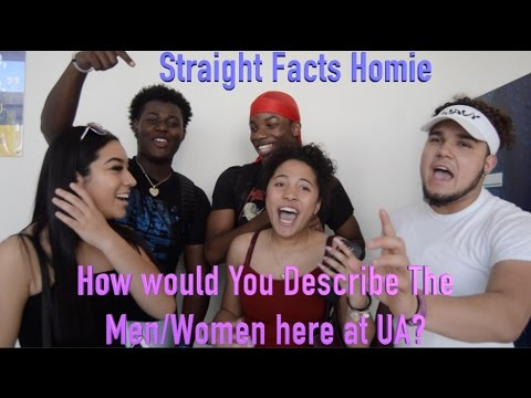 How Would You Describe The Men/Women Here At UAlbany? | Public Interview